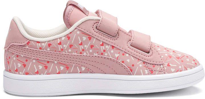 PUMA Smash v2 Confetti AC Shoes PS
