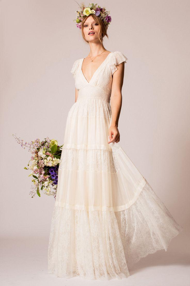 38 av världens vackraste brudklänningar | ELLE