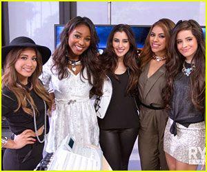 fifth harmony | Fifth Harmony Talk Break-Ups with Ryan Seacrest | Ally Brooke, Camila ...