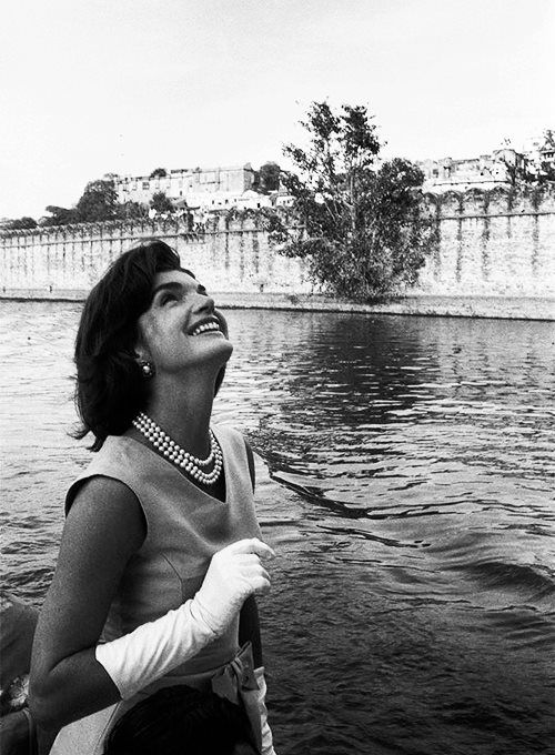 Jacqueline Kennedy in Paris