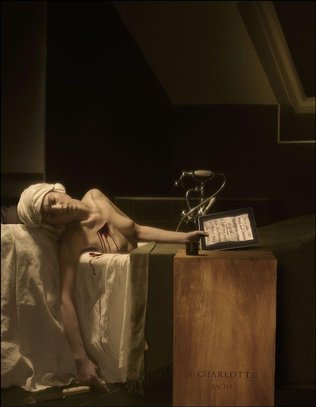 "206 best images about Art - ""The Death of Marat ..."