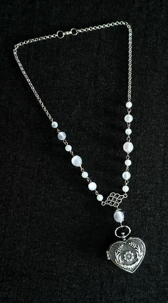 """""""Heart of Light"""" Necklace"""