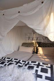 Franciskas Vakre Verden: 11 tips til små soverom!