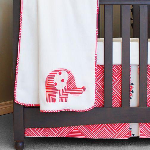 Sweet Kyla - CORALEE Baby Blanket Fleecy with Elephant, $49.99 (http://www.sweetkyla.com/coralee-baby-blanket-fleecy-with-elephant/)