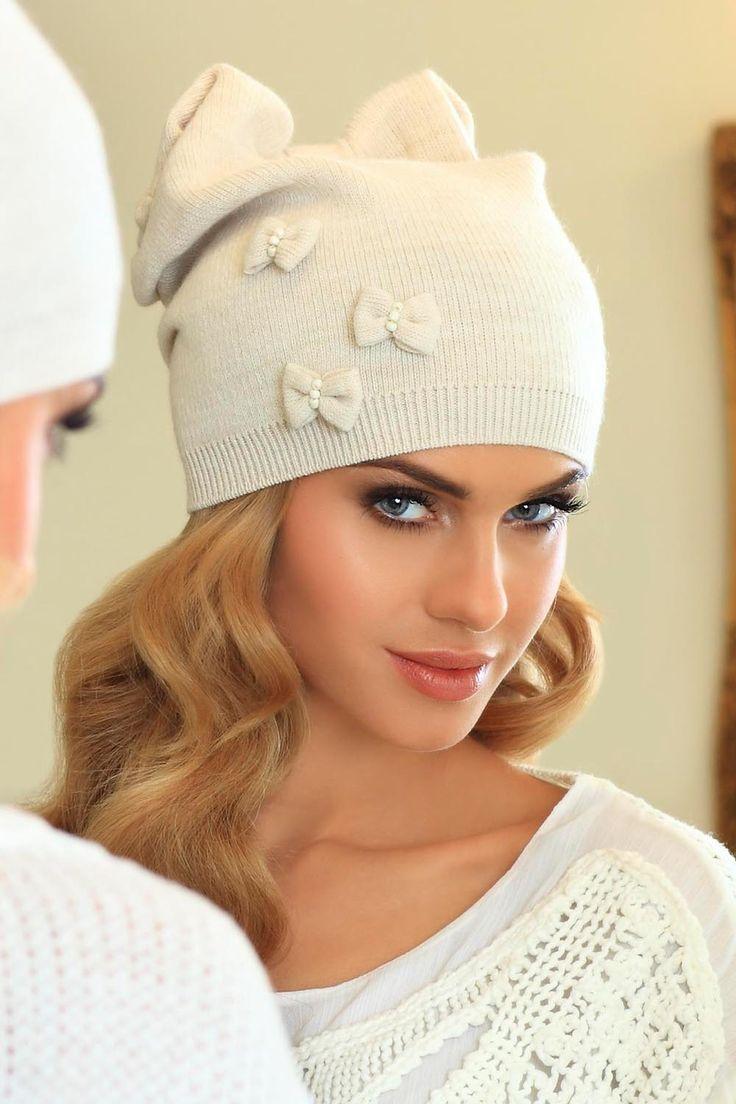Cudowna czapka jesienno/zimowa #Kamea Renata    kontri.pl