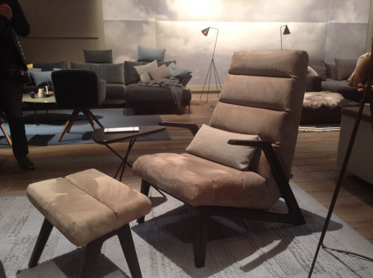 12 best ROLF BENZ at iSaloni 2015 images on Pinterest | Benz, Sofa ...