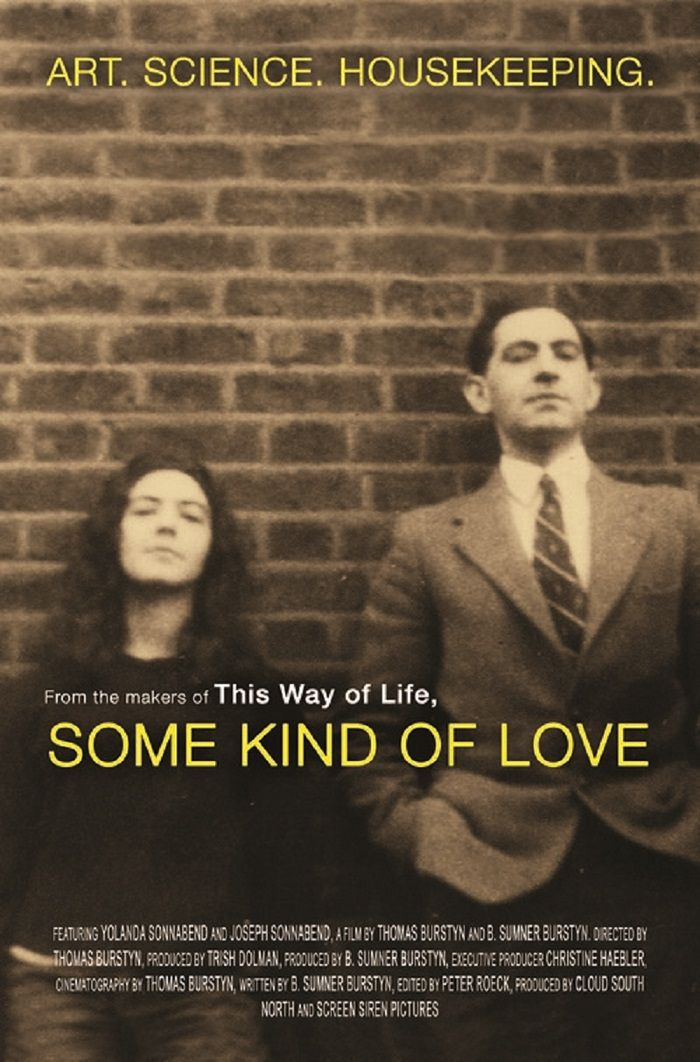 Some Kind of Love is a film about memory, gender, art, science, Diaspora and the uncomfortable role of the filmmaker as voyeur, confidant and family member.Some Kind of Love has just completed post-production.