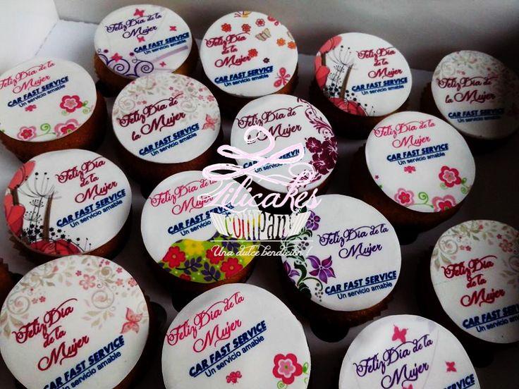 Corporative Cupcakes !