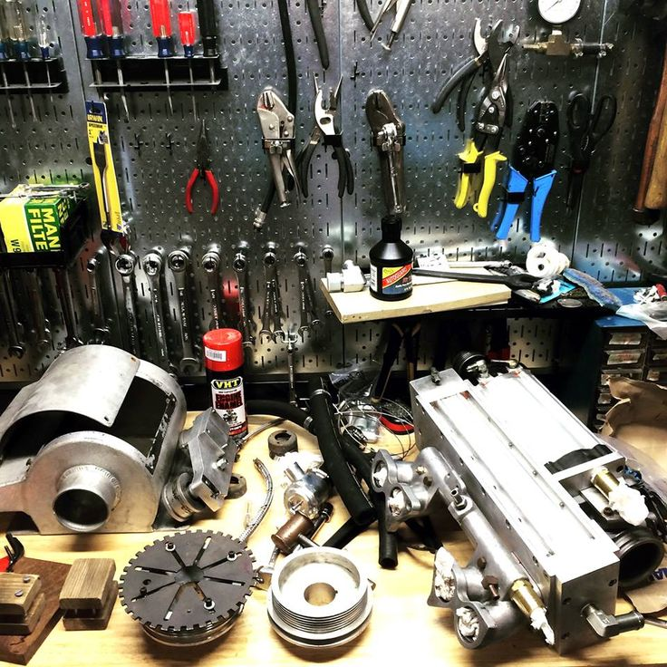When you're installing a supercharger, the last thing you want to worry about is hunting for a lost tool. Trying to find a lost tool is frustrating, time consuming, and can quickly derail your train of thought at critical times. End the game of tool hide-and-seek with Wall Control pegboard tool storage products! Thanks for the great customer photo Steve!