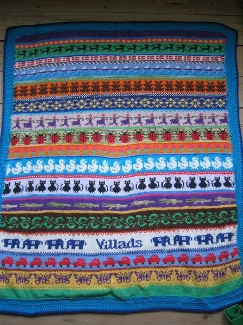 191 best Fair Isle Knitting images on Pinterest | Knitting ...