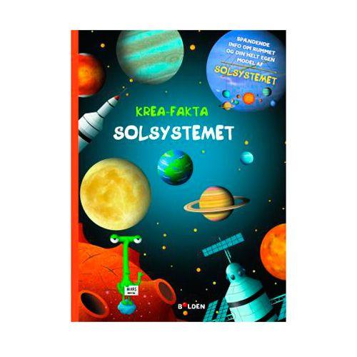 Kreative fakta - Solsystemet