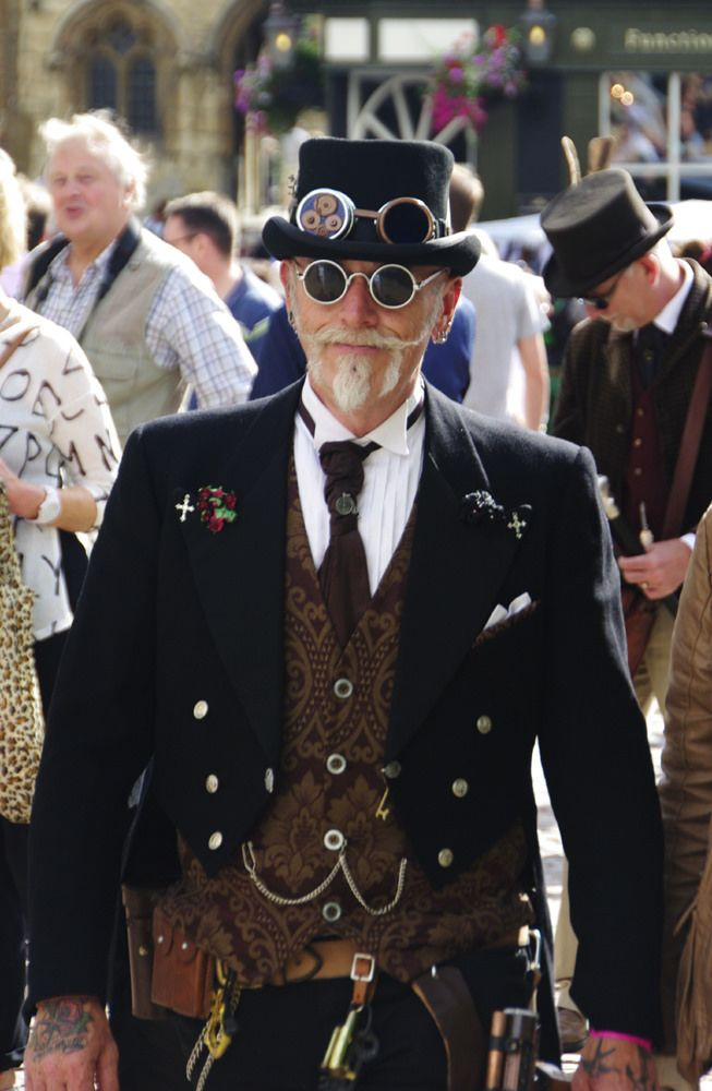 428 best images about steampunk mens style on pinterest