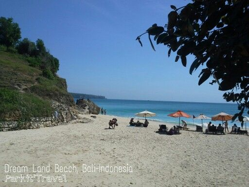 Dream Land beach is the most beautiful beach in my opinion. :p