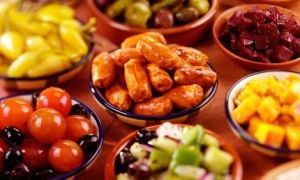 Spanish-Tapas-food