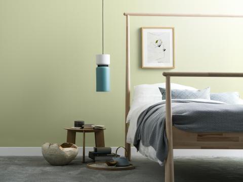23 besten Die graue Wand Bilder auf Pinterest Graue wände - schöner wohnen schlafzimmer gestalten