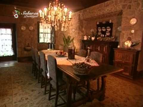 "Solares de Portugal: Special places to stay! Solares de Portugal is a unique concept that was introduced  to promote quality tourist accommodation in houses of character ""Turismo de Habitação"" and, at the same time, preserve the rich legacy of Portugal's architectural and cultural heritage."