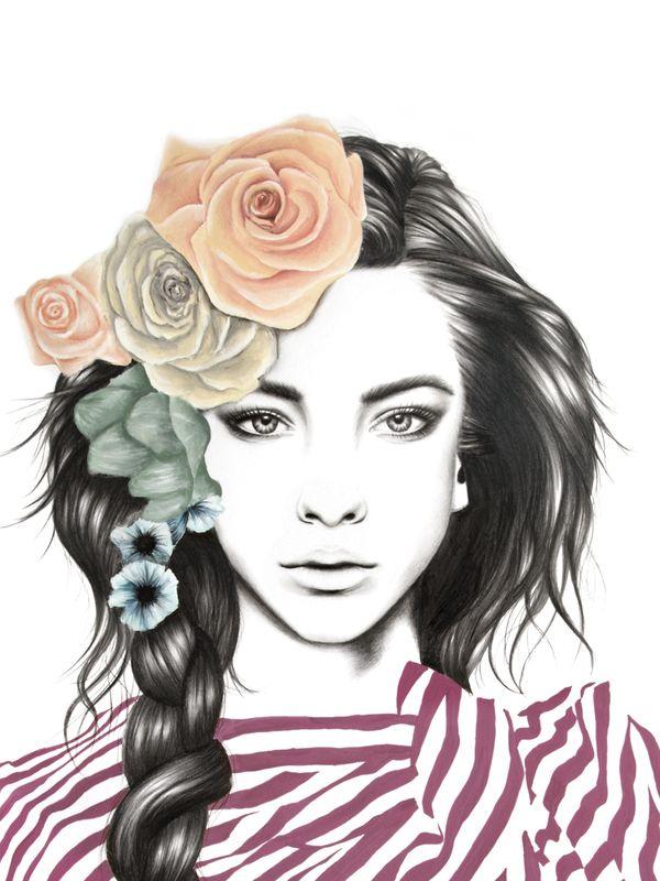 Ilustras de Amanda Mocci