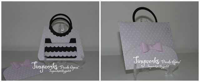 "TinyWorks: Purse Gift Card Holder "" Dt Tutto Quanto Diventa S..."