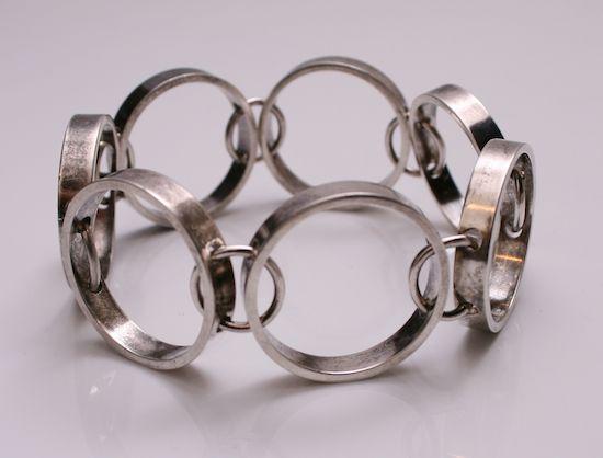 Bracelet | Bent Gabrielsen for Hans Hansen Denmark c.1970