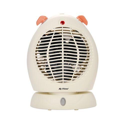 [My Friend] Mini Electric Heater MFH-3602H Rotation Heating Strength Control