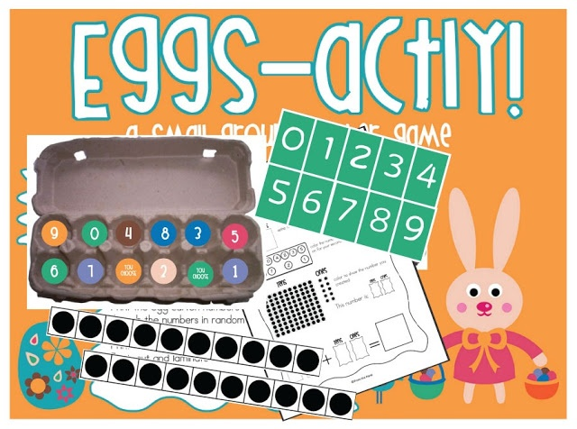 FREE Eggs-actly Game