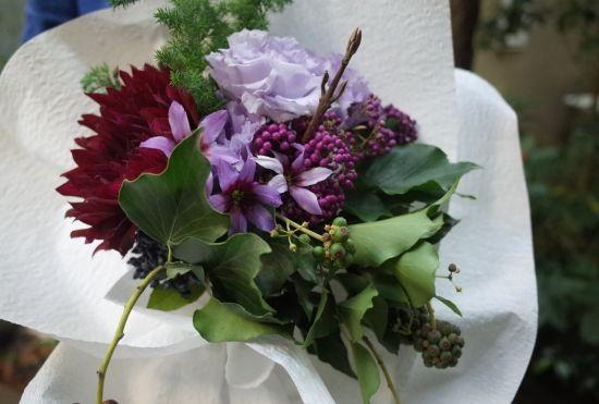 bouquet : seasonal【S】 - THE LITTLE SHOP OF FLOWERS