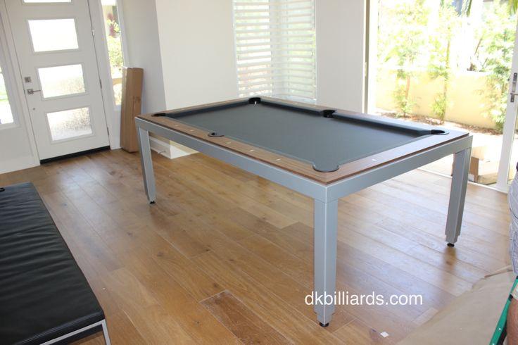KIT! Dining Pool Table Combo – DK Billiards Pool Table Sales & Service