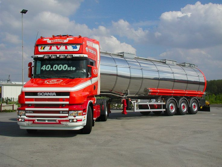 Trucks | Scania Trucks, the latest off the assembly line,,, you could get one ...