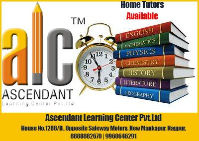 #Home #Tutor is one of the best bridges and platforms for students... We can help you to get #HOME TUTORS for All Subjects...at your home for CBSE, ICSE & State Board School Students in Nagpur and Mumbai. # Contact for Home Tutor at #ALCPvtLtd.   +91-8888882670 | 9960646291 https://www.linkedin.com/pulse/home-tutor-one-best-bridges-platform-students-alc-pvtltd-salma-anjum?published=t