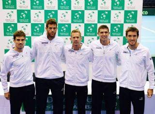 Blog Esportivo do Suíço: ITF define cabeças para Copa Davis do ano que vem
