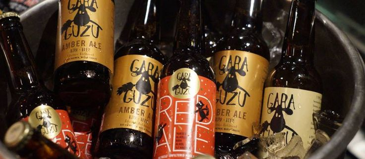 Craft Beer Shop Tante Frizzante is introducing turkish craft beer brewery Gara Guzu to Berlin.   The coupleAtaç and Akgonca Besi left Istanbul in 2009 to start their own small family run brewery in Yesilyurt. Inspired by the world wide Craft Beermovement they laid the foundation forGara Guzu