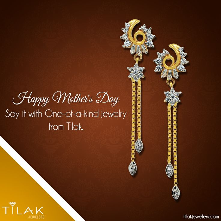 Make her feel special with a special gift from #TilakJewelers.