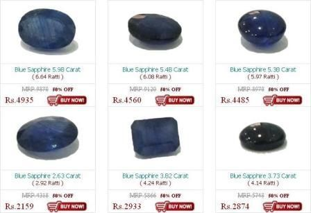 As per vedic astrologer blue sapphire gemstone are resembles the planet Saturn. A Blue Sapphire gemstone is also known as Neelam due to its color