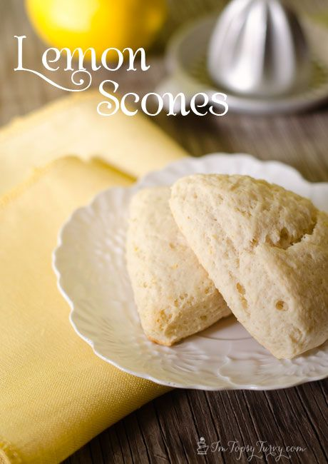 An amazing lemon scones recipe inspired by the Scones in England at Epcot duing the garden festival #lemon #recipe #lemonscones #scones