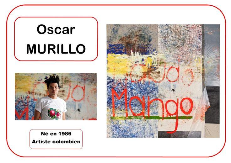 Oscar Murillo - Portrait d'artiste