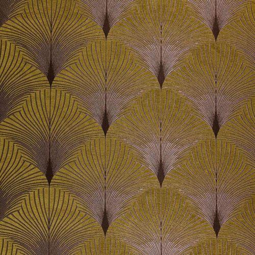 Fibre Naturelle NEW York Velours ART Déco Rideau ET Papier Peint Tissu | eBay