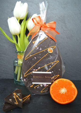 34 best easter chocolate gifts images on pinterest colours orange chocolate crackle easter egg bar deliciously different dark chocolate infused with natural valencian orange oil and topped with finely crushed negle Gallery