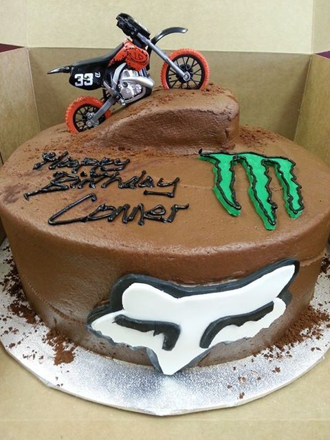 1000 Ideas About Motocross Cake On Pinterest Dirt Bike