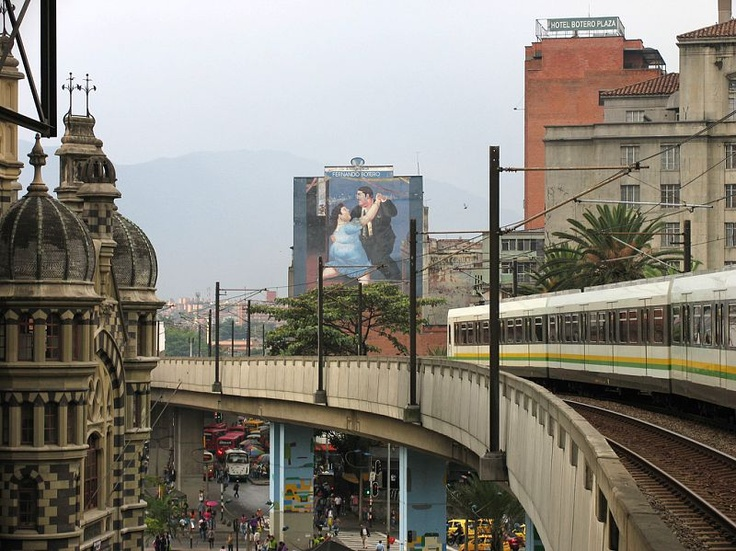 Botero - Medellin, Colombia