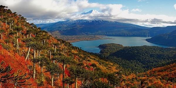 Lago-Conguillio-y-Volcan-Llaima