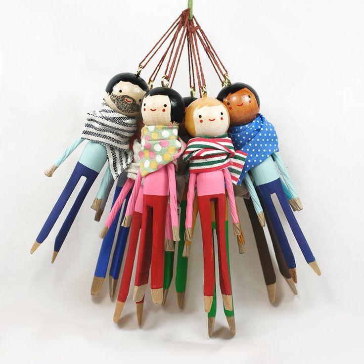 Peg dolls cool