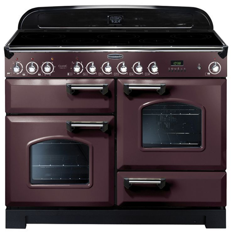 Exceptionnel Cuisiniere Piano Induction #11: Rangemaster Classic Deluxe 110 Induction Range Cooker