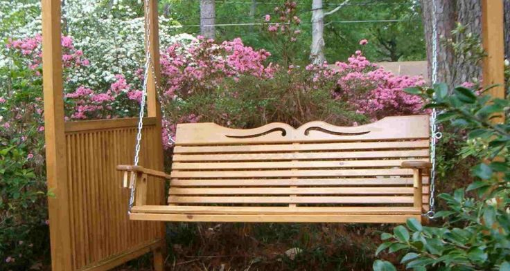 16 Interesting Front Porch Benches Outdoor Ideas