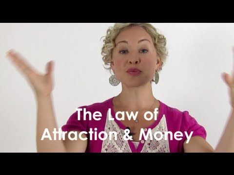 The Law of Attraction and Money with Kate Northrup on Glimpse TV