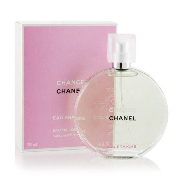 Chanel Chance Eau FraÎche Eau de Toilette is a vibrant yet more discrete variation on the unexpected fragrance of chanel chance taking on a sparkling freshness.