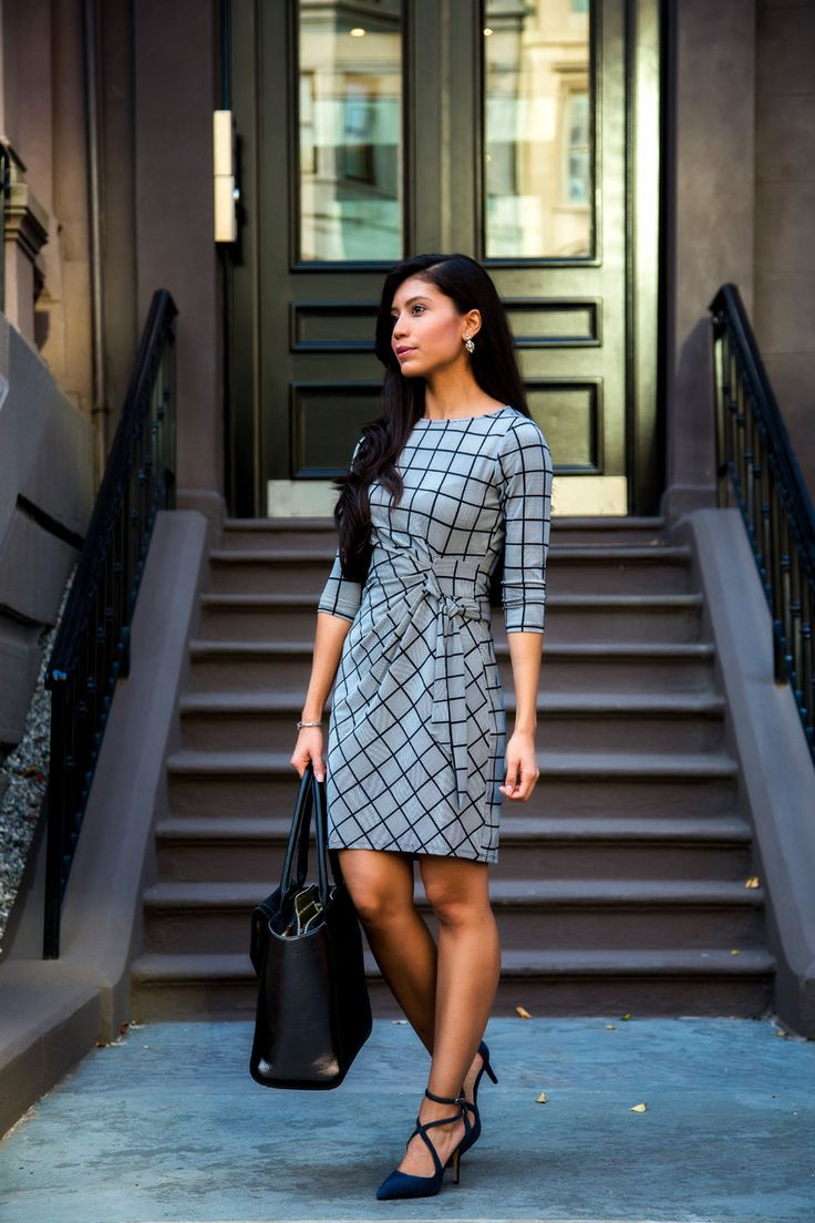 How to dress like a professional woman - Visit Stylishlyme.com to read some style tips on how to dress professionally