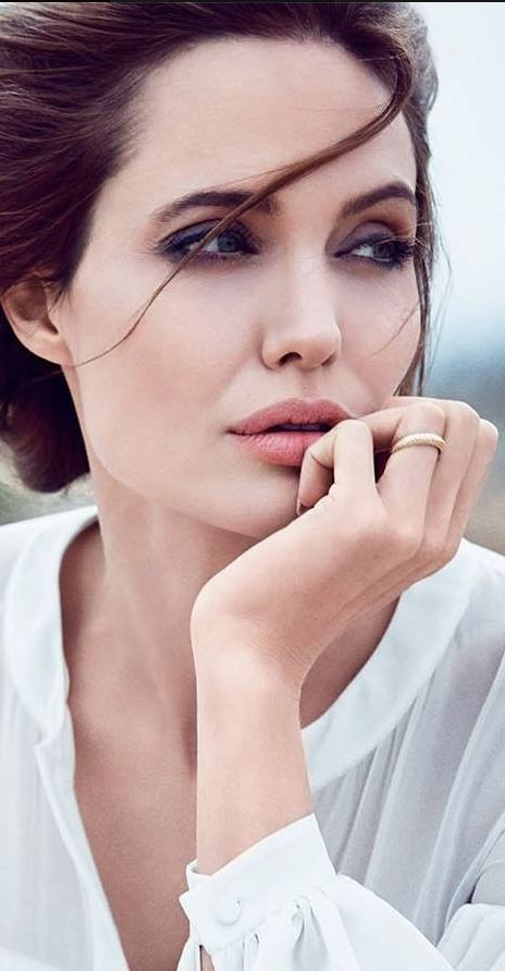 Dressing Your Truth Type 2 Angelina Jolie
