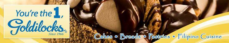 GOLDILOCKS! My absolute favorite Filipino bakery. :)
