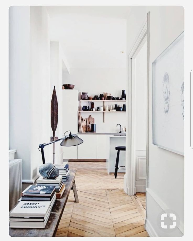 Dusty isn't yet aware, but this will be the flooring in my next kitchen. Because, why put all that talent to waste!? . . . via #pinterest #calmday #calmingdown #herringbonefloor #floorboards #livingroom #naturalshades #stringshelfie #branches #interiorforinspo #interiør #livingroominspo #apartmenttherapy #theartofslowliving #myhomeismytherapy #springishere #seekthesimplicity #minimalism #vogueliving #woodlove #interiors #thatsdarling #myhome #scandinavianinterior #homeandstyle #consc
