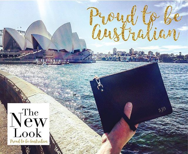 True blue 🐨🇦🇺✌🏻 Proud to be Australian owned, employing Australians for the benefit of Australia. We thank you so much for your support #AustraliaDay #Australian #Australianowned #Australia #aussie #AusDay #youngandfree #Sydney #operahouse #monogram #everydayessentials #clutchbag #clutch #bridalaccessories #itsallinthedetails #pouch #handbag #clutch #bag #bags #onlineshopping #style #accessories #giftidea #giftideas #giftsforher #personalisedgift #makeityours #makeityourown…